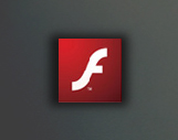 Logo des Flash Players